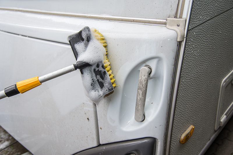 Caravan Cleaning Services in Nuneaton Warwickshire