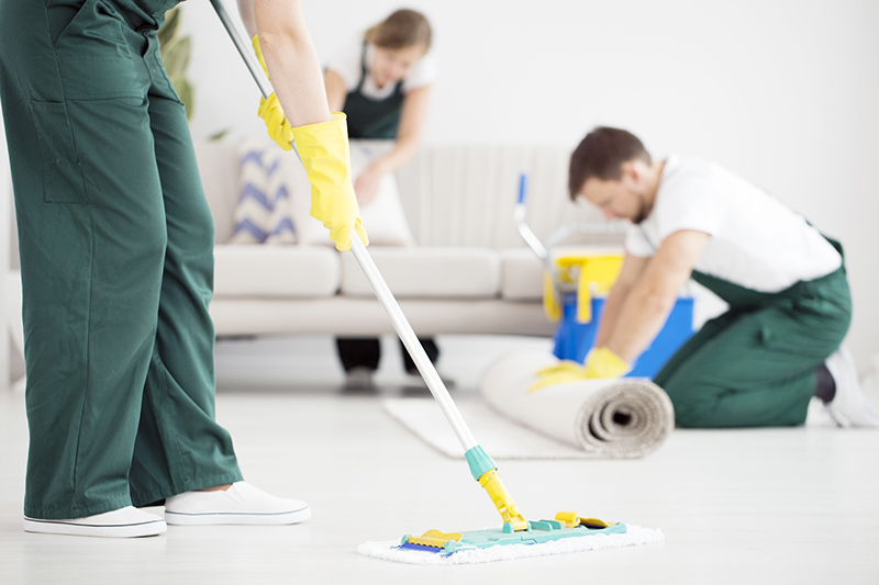 Cleaning Services Near Me in Nuneaton Warwickshire