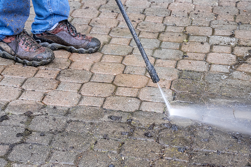 Patio Cleaning Services in Nuneaton Warwickshire